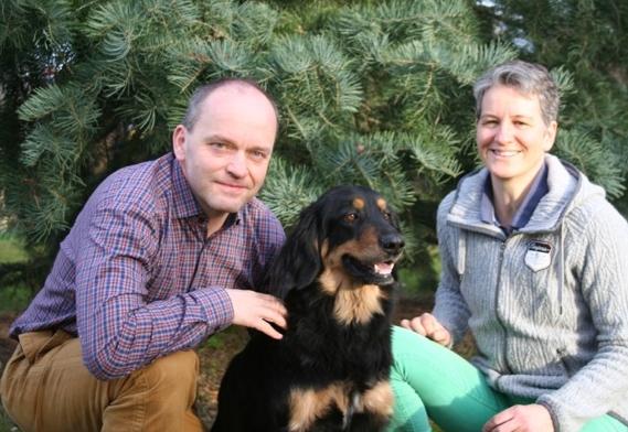 Familienbild mit Nala